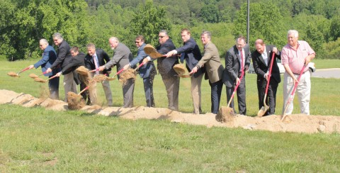 Ground broken on rural internet project in Pittsylvania County