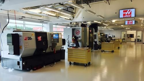 Haas Center for Integrated Machining