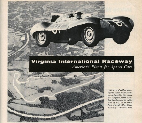 VIR Named One of The 15 Best Race Tracks in America